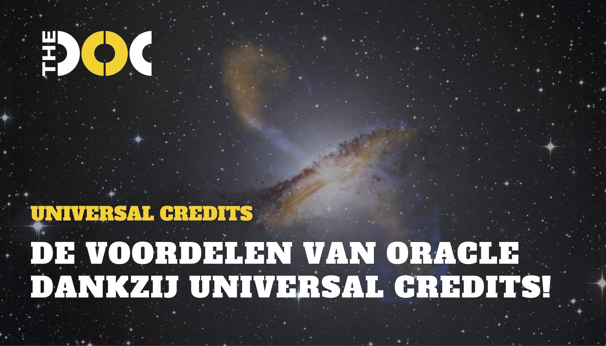 Universal Credits